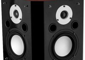 Fluance XLBP Wide Dispersion Bipolar Surround Sound Audio Speakers