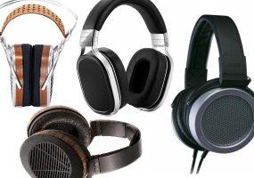 planar audiophile headphones