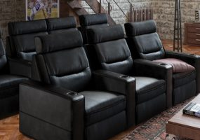 Salamander Designs TC3 home theater seats