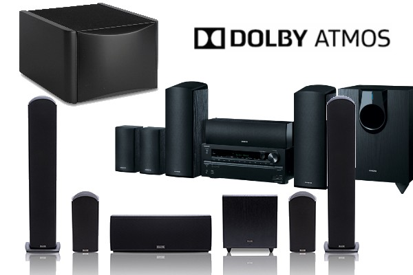 speakers for dolby atmos