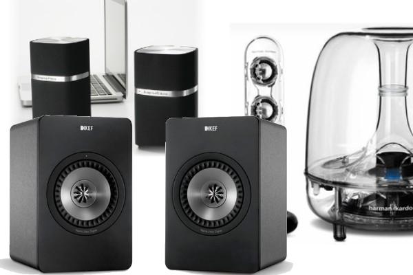 active speakers for computer sound systems. Black Bedroom Furniture Sets. Home Design Ideas