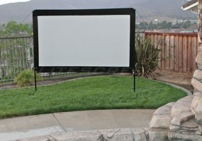 5 Home Theater Ideas to Take Outdoors