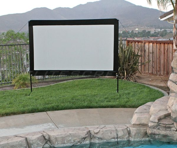 5 Home Theater Ideas To Take Outdoors   5 Home Theater Ideas To Take  Outdoors
