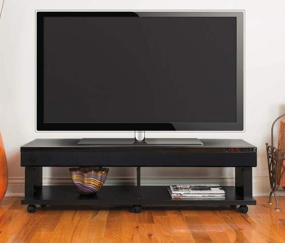 Hands On Dayton Audio Ats1200 Tv Stand Soundbar Review Electronic