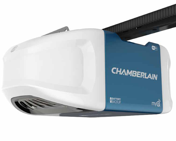 Chamberlain Puts WiFi into DIY Home Automation Garage Door Opener