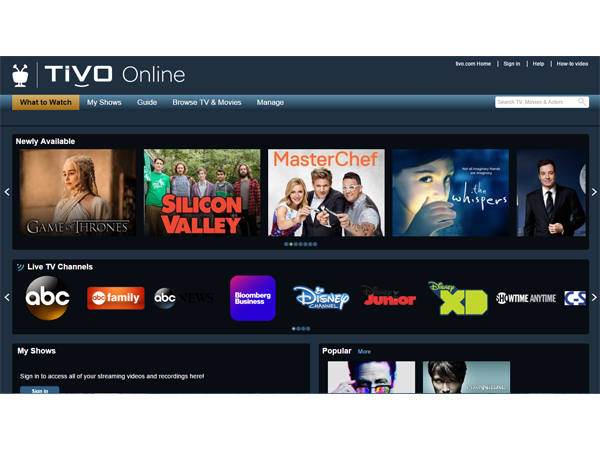 tivo the best suited for everyone Amazon aims to mount a direct challenge to dvr pioneer tivo -- a company that was at the forefront of digital video recording 20 years ago -- according to reports  everyone enters with a.