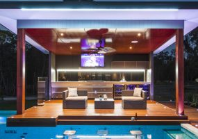 3 Outdoor Entertainment Systems for the Ultimate High-Tech BBQ