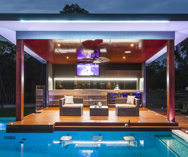 3 Outdoor Entertainment Systems For The Ultimate High Tech