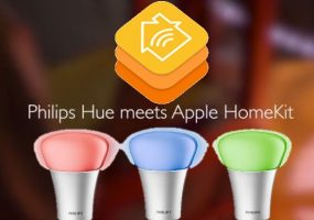 philips hue lights homekit