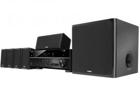New Yamaha Receivers and Speakers Packaged Up for 4K Home Theaters