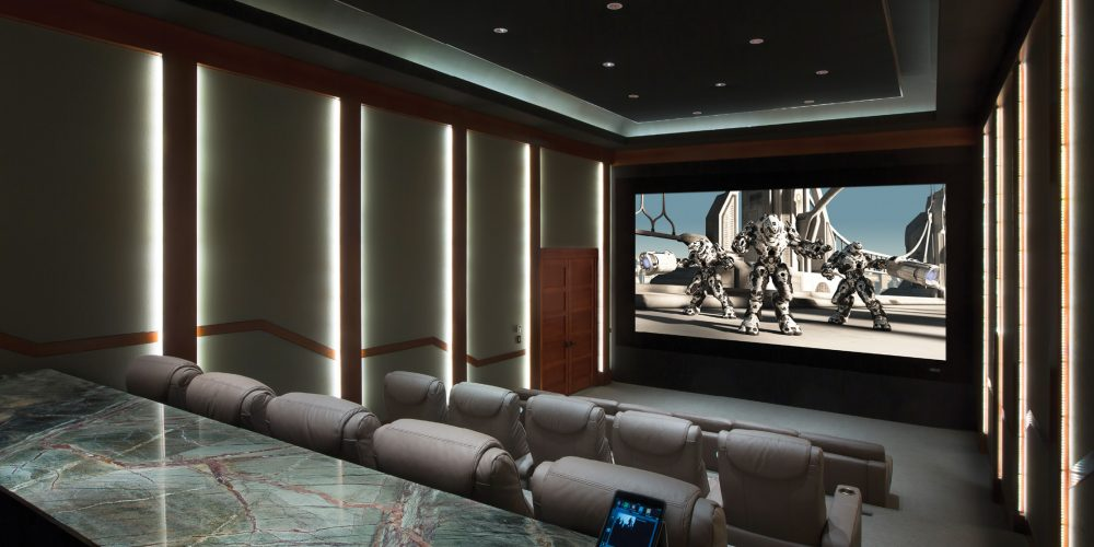 AUDIO OFTEN TAKES A BACK SEAT To Video During The Design Of A Home Theater.  Considering All The Hype Over 3D And High Res 4K Video, Itu0027s Difficult Not  To ...
