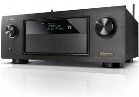 The AVR-X4200W Denon home theater receiver.