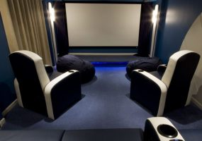4 of the Best Home Theaters by DIYers