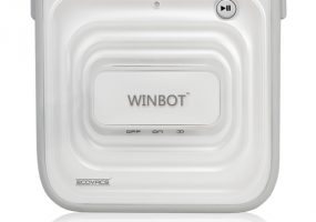 Hands On with Crazy Gadgets: Winbot W730 Window-Cleaning Robot