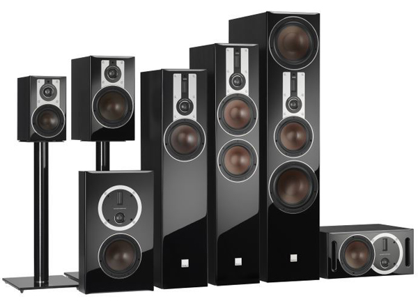 Dali Opticon Audio Speakers