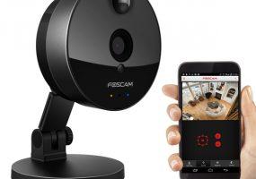 C1 Indoor HD 720p Home Security Cameras