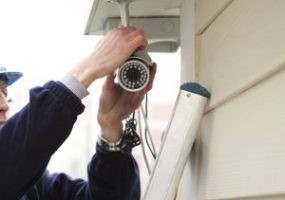IP-based Home Security Cameras