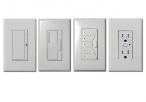 ClareVue Z-Wave Light Switch & Lighting