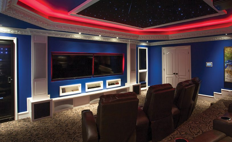 home lighting effects. It\u0027s Only Fitting For The Room With Most Drama To Have  Dramatic Lighting. If You Want Your Media Be A True Home Theater, Lighting Effects B