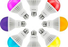 Nyrius Smart LED light bulbs