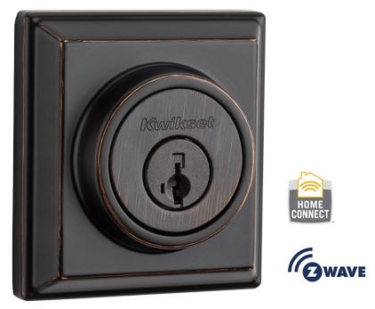 kwikset packs z wave into signature series deadbolt locks