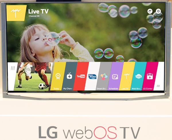 LG to Offer a Free webOS Upgrade to Smart TV Owners