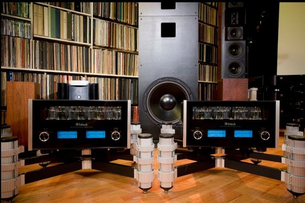 All Tubes & The World\u0027s Loudest Home Theater has 4K Projector 24-foot Screen ...