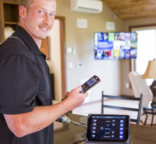 Smart Home Systems: Elan & Mark Litynski