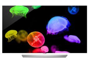 LG 65EF9500 4K OLED TV