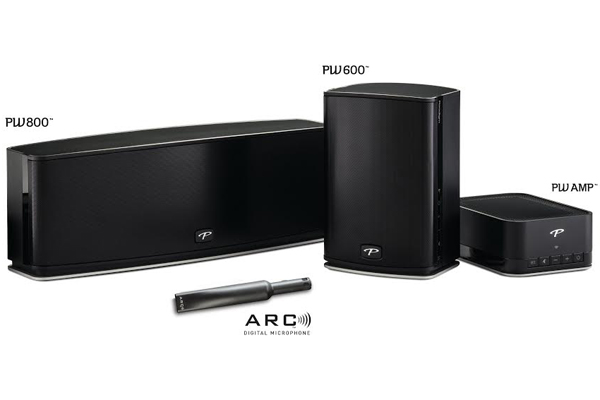 Wireless Speakers For Office Intended Paradigm Premium Wireless Speakers Puts Dts Playfi Into New Series Electronic House