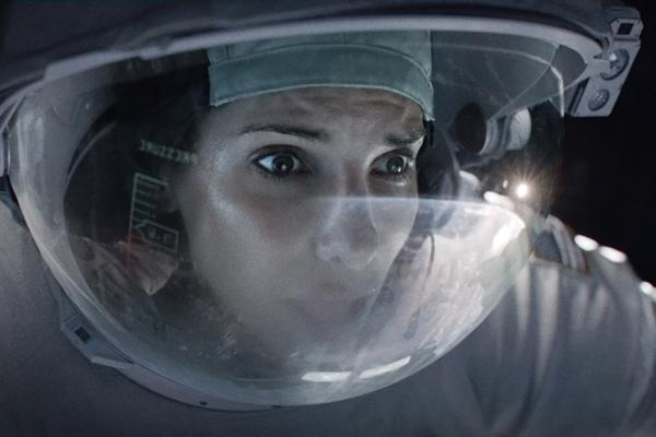 Dolby Atmos Blu-ray: Gravity
