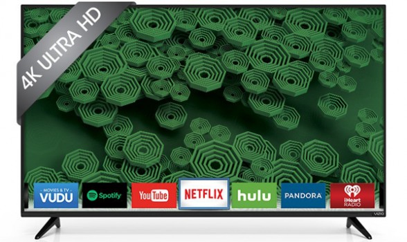Black Friday 2015 Best Deals: Vizio D55U-D1