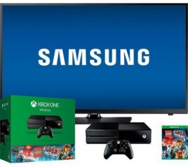 Black Friday 2015 Best Deals: Samsung Lego Bundle