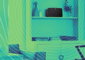 Sonos speakers with Trueplay
