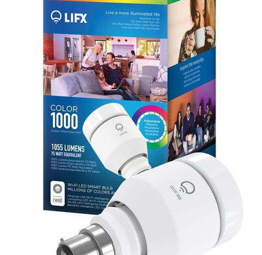 LIFX Color 1000 LED Light Bulbs