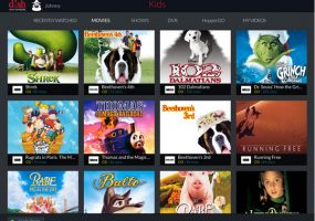 Smart TV: DISH Network Adds Option for Kids' Profiles