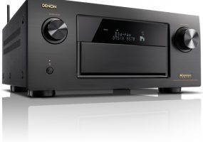 Denon AVR-X7200W with DTS:X