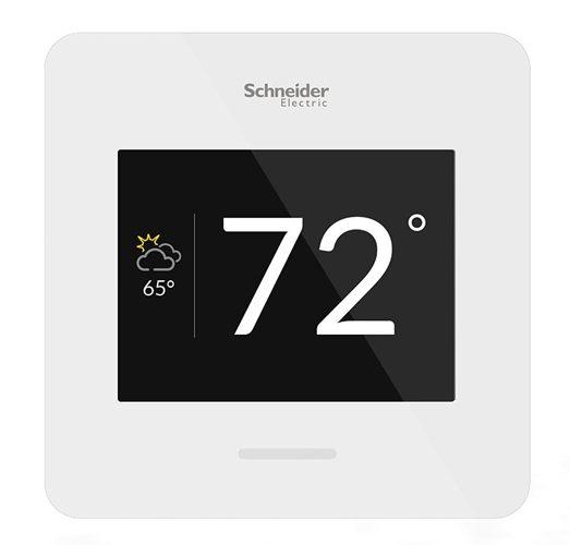 Schneider-WiserAir-WiFi-Thermostat