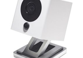 iSmartAlarm Spot wireless security cameras