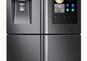 Samsung Family Hub smart home refrigerator