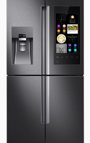 Samsung Family Hub smart home refrigerator