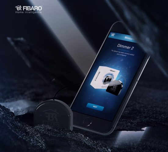 Fibaro Dimmer 2 for modern lighting