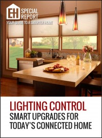 Easy Lighting Control Made Possible by Smart Home Control Systems