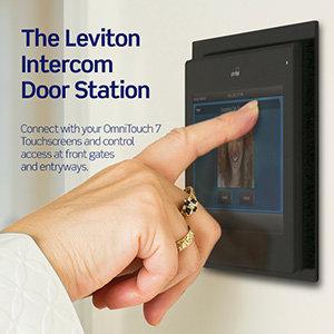 Leviton Intercom System Supports Communication Through Touchscreens ...