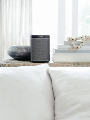 Speakers like this one from Sonos have helped solidify streaming as a valid source of music in the home.