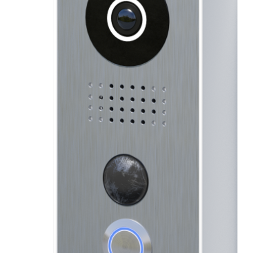 front door intercomAdvanced Doorbells and Intercoms Enhance the Functionality of the