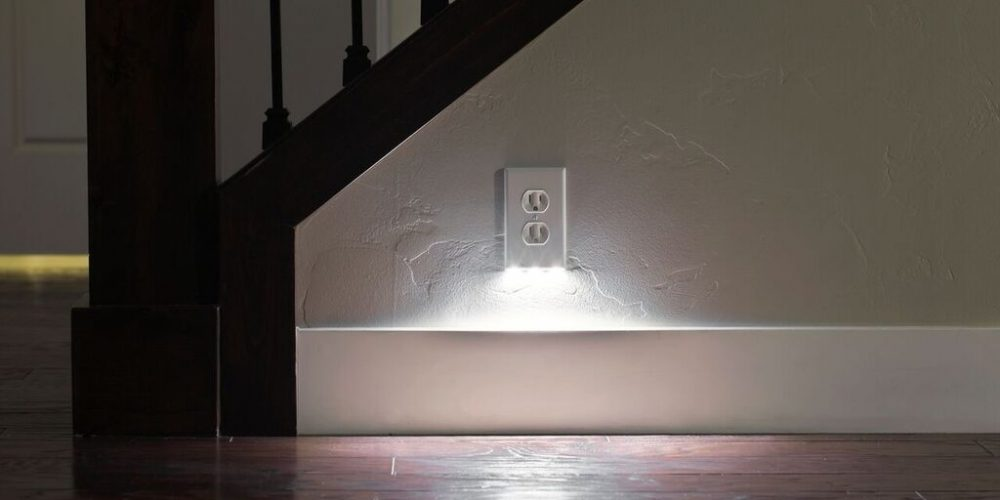 how many times have you stubbed our big toe on the hallway table or stumbled around in dark feeling for light switch to find your way image lighting d