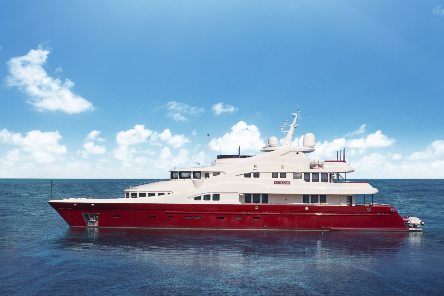 Lutron Lighting Takes to the High Seas in a 130-Foot Yacht ...