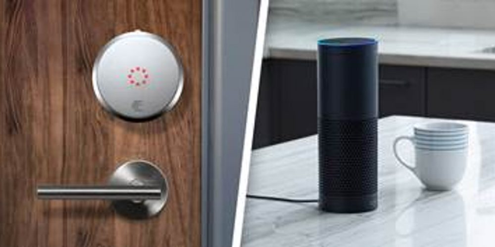 Smart Door Locks Have Hit Their Stride, With Several Manufacturers Offering  Products That Respond To Commands Issued From Mobile Apps On Smartphones.