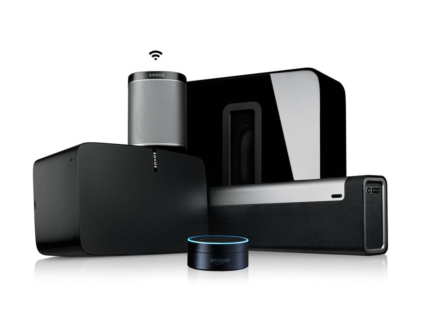 sonos the heart of the connected home electronic house